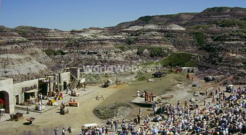 Drumheller (AB) Canada  City new picture : ... dinosaur dig drumheller ab canada travel alberta royal alberta museum