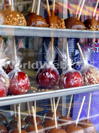 Arizona State Fair Candy Apples