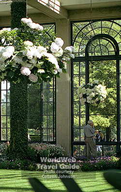 Photo Orangery At Longwood Gardens In Kennett Square Pa