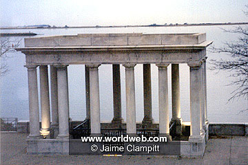 Worldweb Com Photo Plymouth Rock Monument