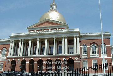 Worldweb Com Photo Boston State House