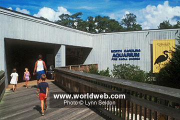 Photo North Carolina Aquarium In Pine Knoll