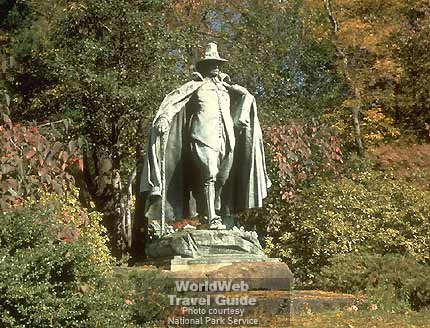 Worldweb Com Photo Saint Gaudens National Historic Site