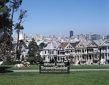 Worldweb Com Photo City Skyline San Franciso