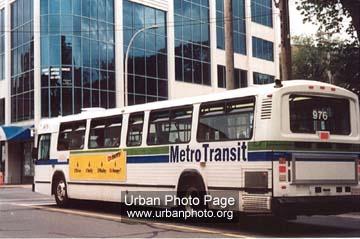 Worldweb Com Photo Metro Transit Bus Halifax