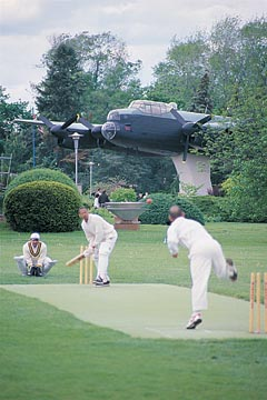 Cricket In Jackson Park Windsor Photo Provided By The City Of Convention And Visitors Bureau
